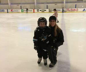 Cathy Power Skating Private Lesson