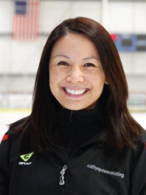 Cathy's Power Skating Coach